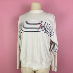 Vintage Elaine Benedict Shirt Golf Sport